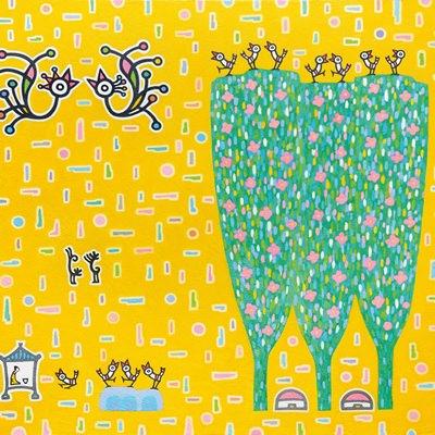 [A0763-0029] 나무와 새