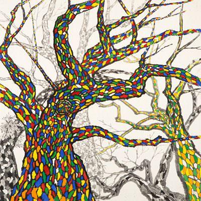 [A0765-0015] 추억-나무