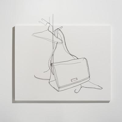 [A0767-0002] 옷걸이의 풍경 02