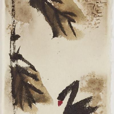 [A0770-0049] 가을 낙엽과 사랑