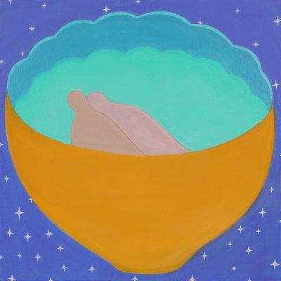 [A0771-0039] 여름밤 꿈