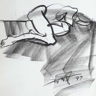 [A0772-0025] 마음의 행로1997-4