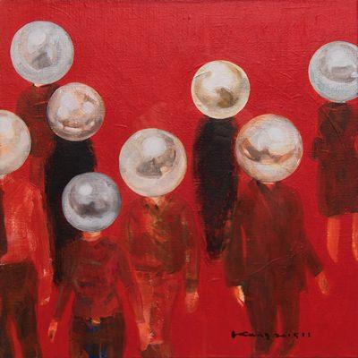 [A0812-0008] 진주가 된 사람들-RED