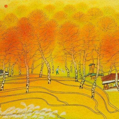 [A0825-0089] 가을에는