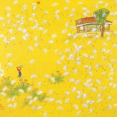 [A0825-0124] 봄.봄바람