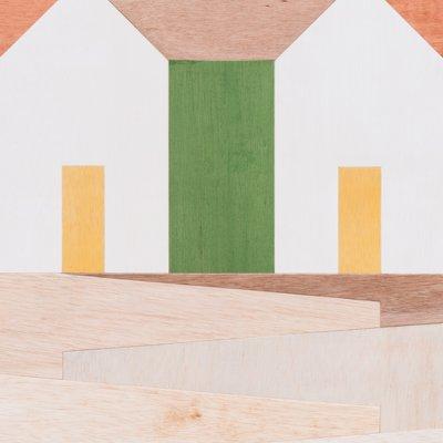 [A0828-0028] Landscape-Structure