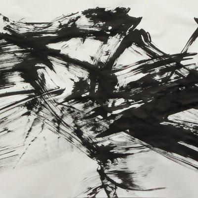 [A0832-0020] Abstract Mountain 133