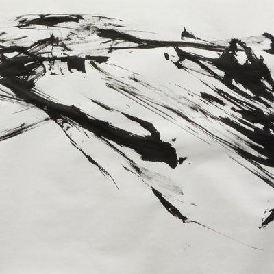[A0832-0022] Abstract Mountain 109