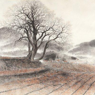 [A0834-0061] 산수지향(Landscape painting)