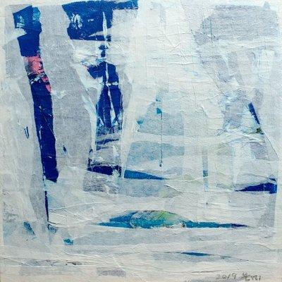 [A0843-0031] Trace- blue rain1