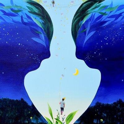 [A0850-0003] Garden of the spirit- dreamer 02- 여름