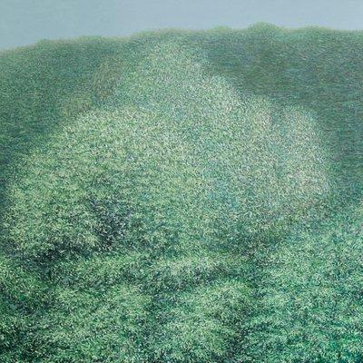 [A0851-0001] 숲 인상