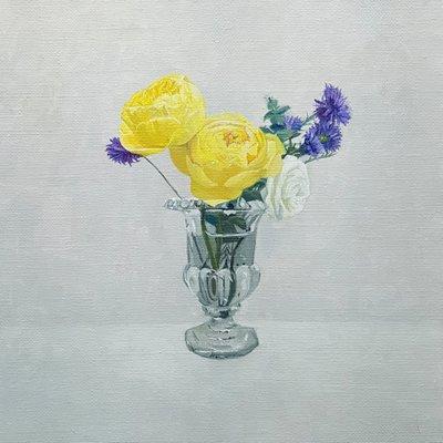[A0851-0019] 노란꽃