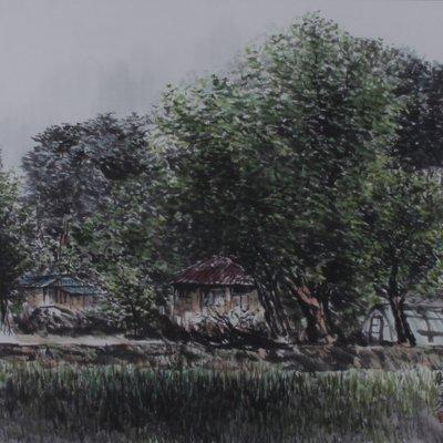 [A0863-0146] 풍경-백무동계곡
