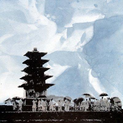 [A0864-0029] 석탑