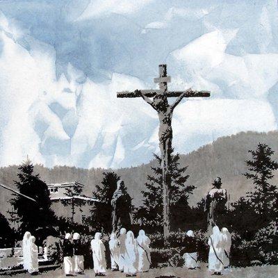 [A0864-0030] 십자가