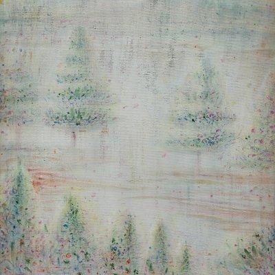 [A0872-0008] 생명의 숨결-겨울환상1