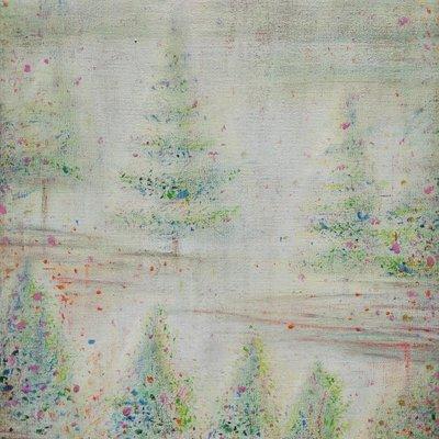 [A0872-0009] 생명의 숨결-겨울환상2