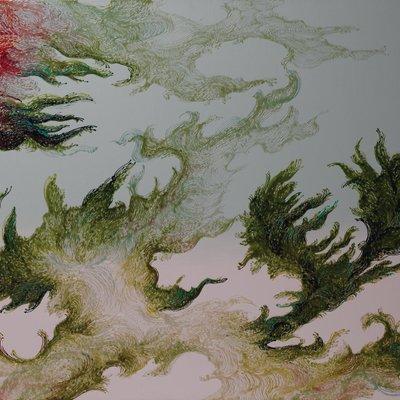 [A0898-0034] 구름나무2