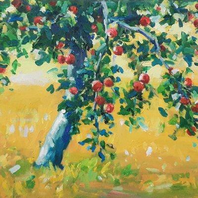 [A0899-0030] 영혼의나무4(열매)