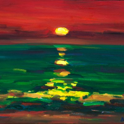 [A0899-0056] Sunrise