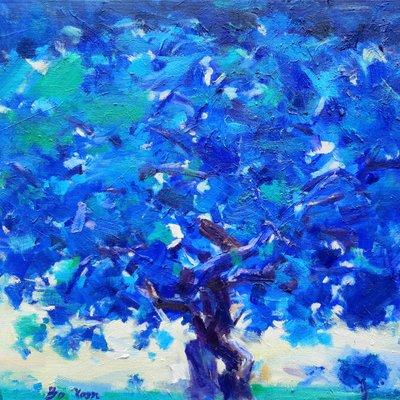 [A0899-0083] 영혼의 나무57 [그의 계절]
