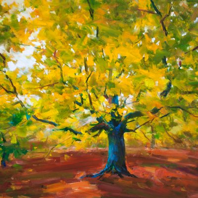 [A0899-0086] 영혼의나무 61 Hope