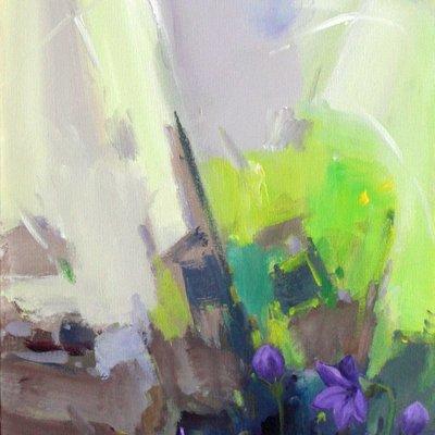 [A0904-0101] 바람에서 꽃향기 2009-11