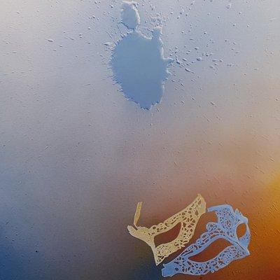 [A0911-0012] The Inner Sea(내면의바다)-시리즈 5  양면성