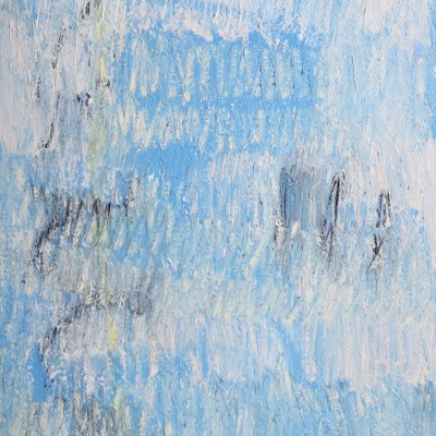 [A0916-0023] 선의 반복 _ Abstraction of the blue lines