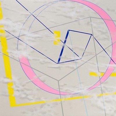 [A0921-0003] Pink circle