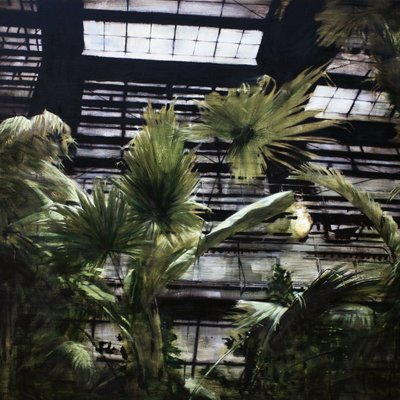 [A0936-0004] botanical gardens