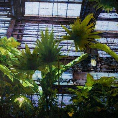 [A0936-0006] botanical gardens