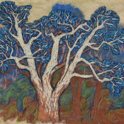 """[A0938-0001] """"나무, 그리고 바람의 안무"""""""