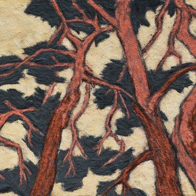 """[A0938-0002] """"나무, 그리고 바람의 안무"""""""