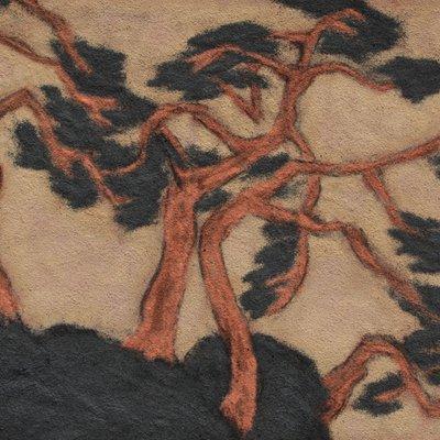 """[A0938-0004] """"나무, 그리고 바람의 안무"""""""