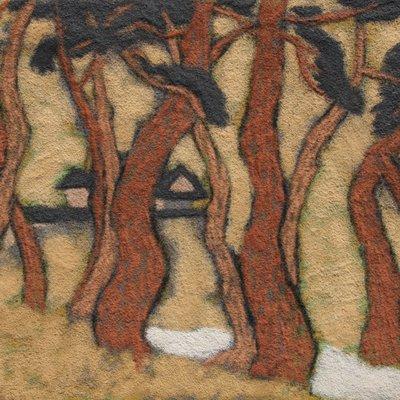 """[A0938-0005] """"나무, 그리고 바람의 안무"""""""