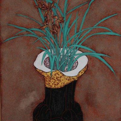 """[A0938-0013] """"꽃, 그리고 바람의 안무"""""""