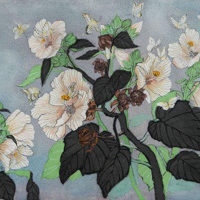 """[A0938-0014] """"꽃, 그리고 바람의 안무"""""""