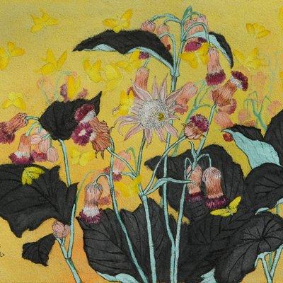 """[A0938-0015] """"꽃, 그리고 바람의 안무"""""""