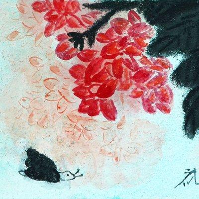 """[A0938-0020] """"꽃, 그리고 바람의 안무"""""""
