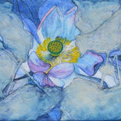 """[A0938-0025] """"꽃, 그리고 바람의 안무"""""""