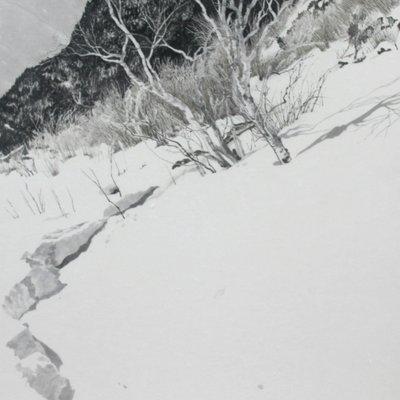 [A0939-0006] 獨(독)-지리산에서