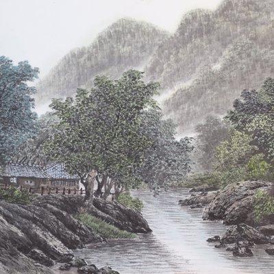 [A0952-0036] 불암산 계곡