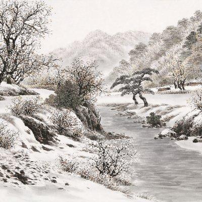 [A0952-0039] 겨울여정