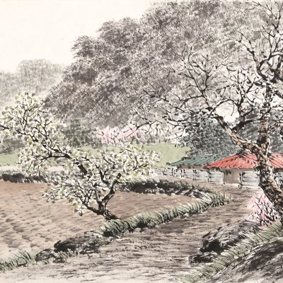 [A0952-0040] 봄나들이
