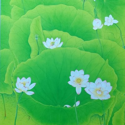 [A0954-0007] Lotus&Natural (연)