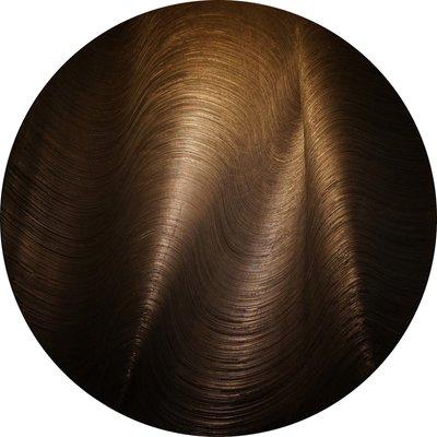 [A0961-0007] BLACK WAVE CIRCLE