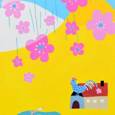[A0962-0031] 봄,봄
