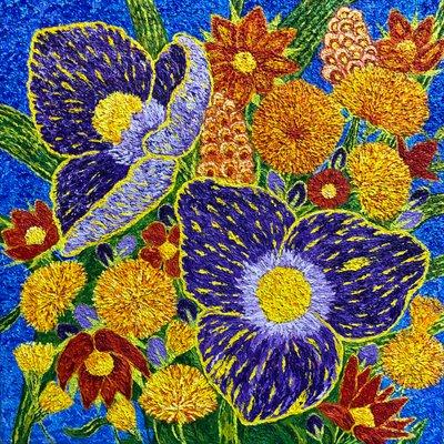 [A0963-0001] 들꽃